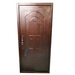 Competitive Cheap Exterior Metal Steel Security Door Design pictures & photos