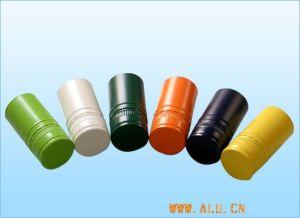 Colorful Simple Standard Wine Aluminum Bottle Closure