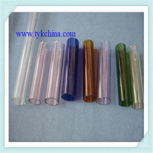 Soda Lime Glass Tube for Cosmetic Bottle Vial pictures & photos