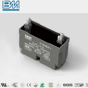 Capacitor for Air Cooler Motors Electric Motor Capacitor AC Motor Air Conditioner Manufacturer