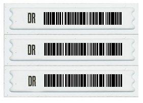 EAS Am 58kHz Dr Label