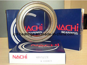 NACHI 6015zze Ball Bearing 6012zz, 6014zz, 6016zz, 6018zz pictures & photos