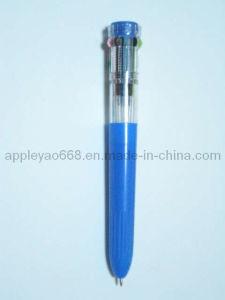 Multi Color Logo Ball Pen (SR12244)