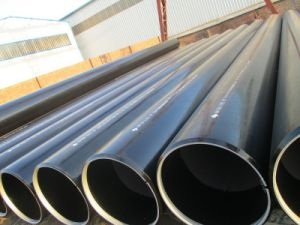 Bs Standard Carbon Welded Steel Pipe