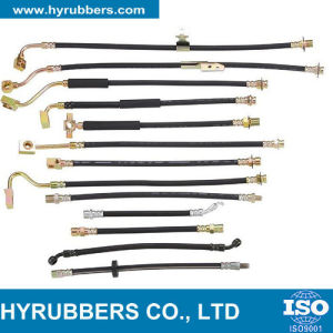 Hyrubbers Hydraulic Hose for Truck Air Brake System pictures & photos