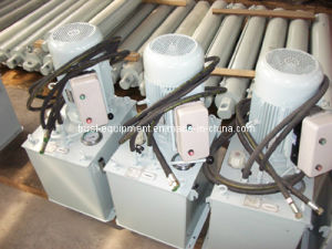 Pump and Cylinder of Tower Crane Parts