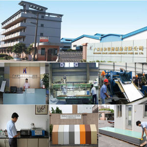 Trust Manufacturer of PE PVDF Aluminium Composite Panel pictures & photos