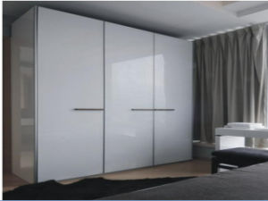 Modern Bedroom Furniture Big Size Clothes Cabinet Wardrobe (SM-W17) pictures & photos