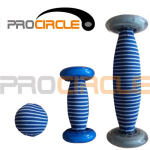Portable Relaxing Massage Stick/ Ball Set Massage Roller (PC-MS2003) pictures & photos