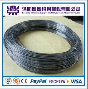 Manufacturer High Purity Gold Plated Tungsten Wire pictures & photos