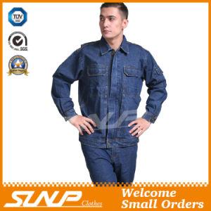 Blue Work Wear Jacket for Sale/Navy Blue Workwear Jacket Uniform pictures & photos