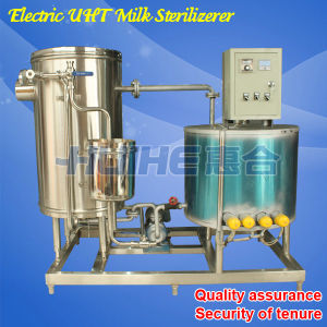 Stainless Steel Juice Uht Sterilizer Machine pictures & photos