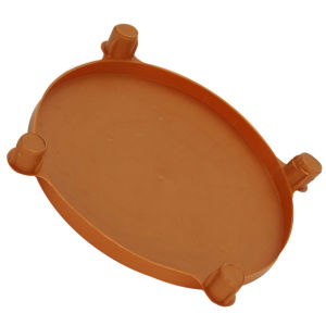 Hot-Selling Plastic Lined Valves Flange Covers pictures & photos