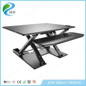 Best Electric Ergonomic Sit Stand Desk (JN-LD08E) pictures & photos