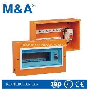Mdb-S Spn Single Phase Distribution Box Consumer Unit pictures & photos