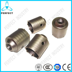 Sand Blasting Tct Core Drill Bit for Concrete pictures & photos