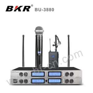 Bu-3880 Pll Infrared Conference System pictures & photos