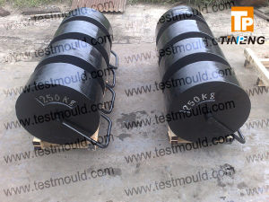 250kg M1 Cast Iron Roller Weights (11140250) pictures & photos