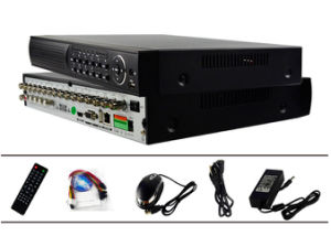16CH D1 Real Time HD DVR Recorder Linux, Daily Commercial Recorder Support iPhone pictures & photos