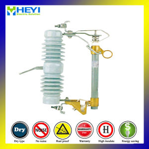 27kv Arc High Voltage Fuse Link Load Break Fuse Cutout pictures & photos