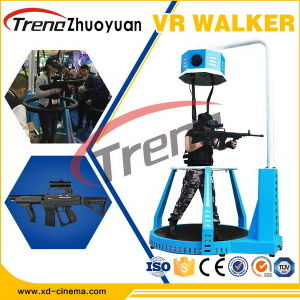 Fashionable Zhuoyuan Vr Running Machine pictures & photos