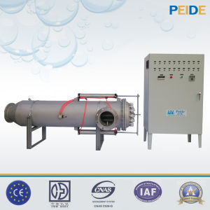 UV Light Disinfection UV Sterilizer for Home Water Treatment Purification pictures & photos