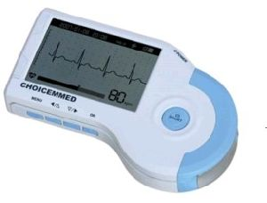 Handheld ECG Monitor C100b pictures & photos