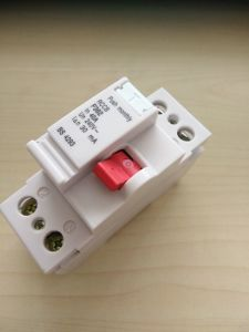 F360 F362 Electronic and Electromagnetic Type ELCB RCD Residual Current Devices pictures & photos