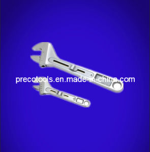 Quality Adjustable Wrench for Manual - China Adjustable Wrench, Wrench