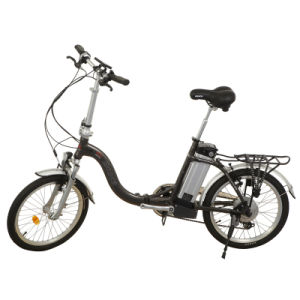 High Safety Assured Electric Bike with Folding Frame pictures & photos