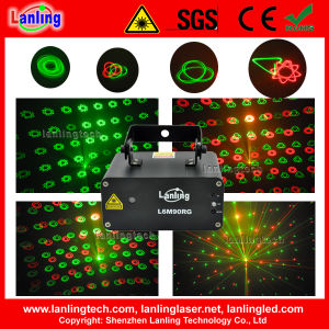 Lanling Mini Laser Light Show Projector pictures & photos