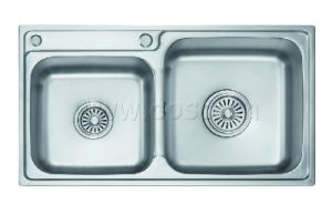 Stainless Steel Kitchen Sinks ub3065 pictures & photos
