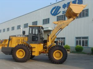 5ton Wheel Loader (XCMG Zl50g Loader, Cat Engine, CE)