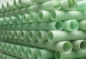 China Factory Hotsale Extruded Glassfiber Pipe, GRP Pipe, Plastic FRP Pipe pictures & photos