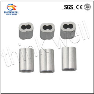 Us Type Aluminium Hourglass Sleeve/Aluminium Sleeve for Wire Rope pictures & photos