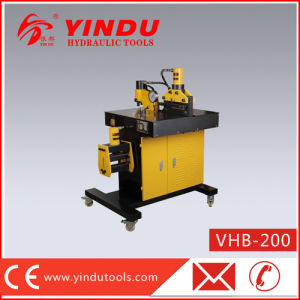 Top Selling Hydraulic Busbar Processing Machine (VHB-200) pictures & photos