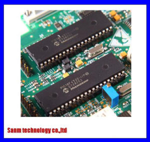 PCB and PCBA Assembly SMT Electronic Contract Manufacturing pictures & photos