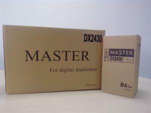 Ricoh/Gestetner Dx2430 B4 Master&Ricoh/Gestetner Master&Ricoh/Gestetner Copyprinter pictures & photos