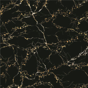 80X80 Porcelain Polished Flooring Copy Marble Tile pictures & photos