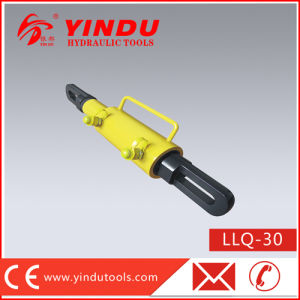 20t 1000mm Stroke Hydraulic Pulling Stretching Cylinder Llq-20 pictures & photos