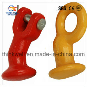 Forged Steel Coating Eye Elephant Foot for Lashing pictures & photos
