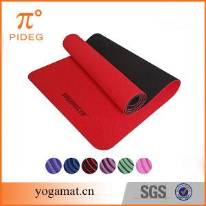 Eco Friendly TPE Yoga Mat Factory pictures & photos