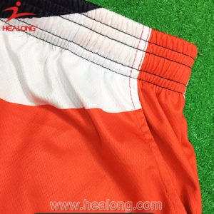 Healong Brand Name Sublimation Printing Football Shirt pictures & photos