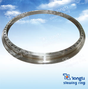 Light Series European Standard /Single-Roll Ball Slewing Ring/Slewing pictures & photos