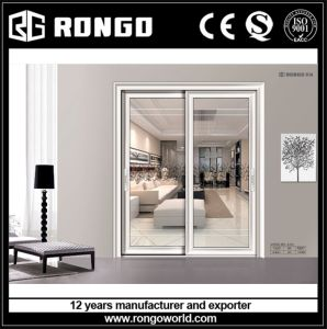 Aluminum Alloy Sliding French Door pictures & photos