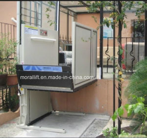 Hydraulic Wheelchair Lift For Disabled People pictures & photos