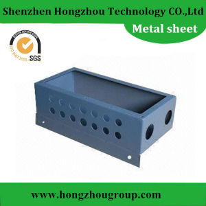 Custom Stainless Steel Sheet Metal Fabrication Bracket pictures & photos