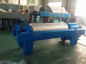 Decanter Centrifuge Machine for Food Industry pictures & photos