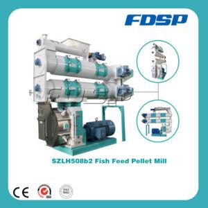Professional Manufacture Aquatic Fish Feed Pellet Machine pictures & photos
