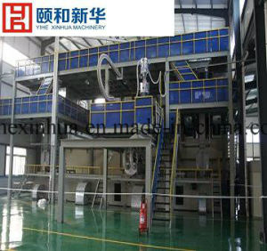 High Quality Non Woven Production Line SSS 1600mm pictures & photos